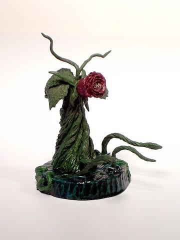 Rose Biollante Mini Figure by Iwakura Godzilla 3