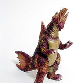 Titanosaurus Bandai 2002 Figure Near Mint Condition with Tag