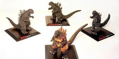 Yuji Sakai Godzilla Figure Concept Works Godzilla 1954