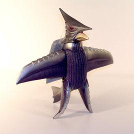 Zigra Figure Bandai 1991