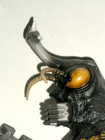 X Plus Japan Megalon Figure Mint In Box Clawmark Toys