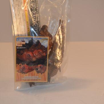 Hazawa Gumi Mothra Larva 1964 Style Mint in bag with Header