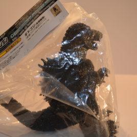 Hazawa Gumi Godzilla unpainted 1991 Mint in Bag