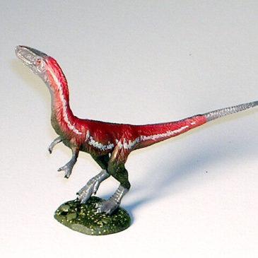 Dino Tales Series 5 Coelophysis cc lemon 09a Figure Rare