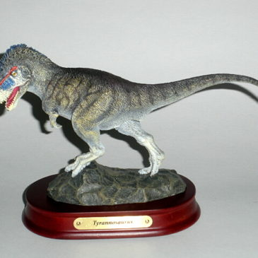 Dino Kingdom Japan Expo 2012 Limited Edition Tyrannosaurus Rex