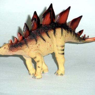 Stegosaurus Dinosaur Figure by Favorite Co.