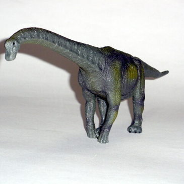 Brachiosaurus Figure by Favorite Co. of Japan