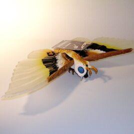 Mothra Adult 2004 Theater Exclusive Tokyo SOS Figure