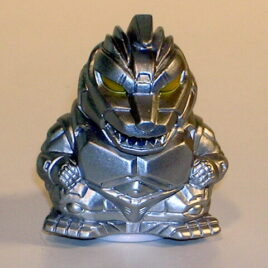 Super Deformed MechaGodzilla 1993 Finger Puppet