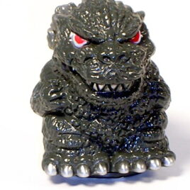 Super Deformed Godzilla Finger Puppet