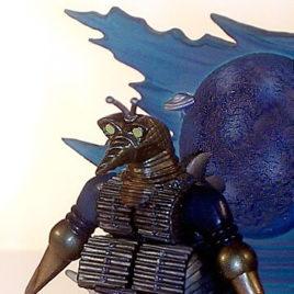 Art Works Collection 2 Sci-Fi Toho Diorama Set Mogera