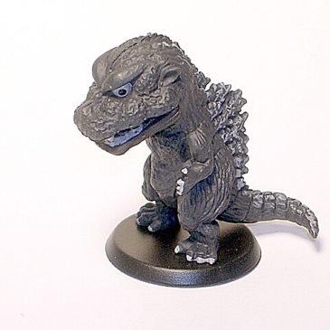 Tokusatsu Heroes Super Deformed Godzilla 1954