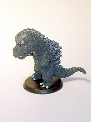 Tokusatsu Heroes Super Deformed Godzilla 1964