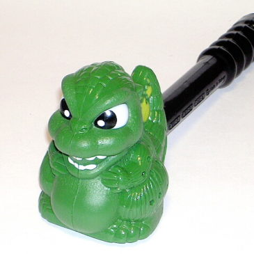 Godzilla Roaring Battery Operated Bopper Takara 1991