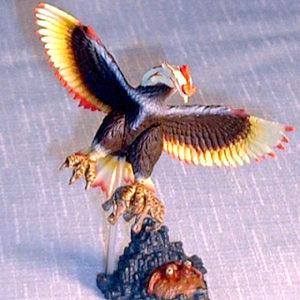 Collect Club Series 2 Roc Giant Thunderbird Clawmark Toys