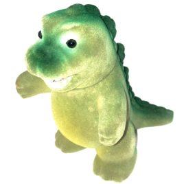 Fuzzy Little Godzilla Figure Bandai