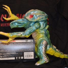 Orga Godzilla Vinyl Wars 2017 Medicom Toy Japan