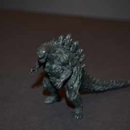 Godzilla 2017 from the Bandai High Grade Capsule set