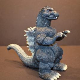 Godzilla Heisei 1989 Hazawa-Gumi Grey Version 2