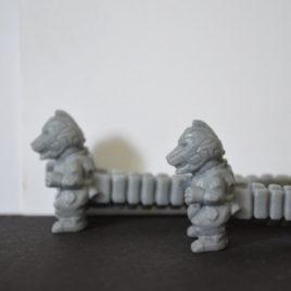 Mecha Godzilla Chop Sticks