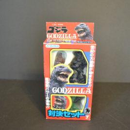 Godzilla Mothra Battra Larva Playset Yutaka 1992