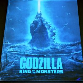 Godzilla King of Monsters 2019 Movie Program Japan
