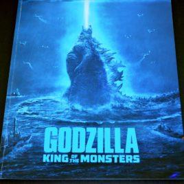 Godzilla King of Monsters 2019 Movie Program Japan