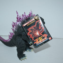 Godzilla 2000 Action Figure Millennium Bandai  with Tag