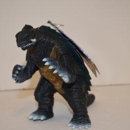 Movie Monsters Bandai 2001 reissue Gamera 3 1999