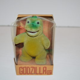 Velveteen Chibi Goji Bandai Godzilla mini figure