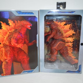 Burning Godzilla 2019 NECA Target Exclusive