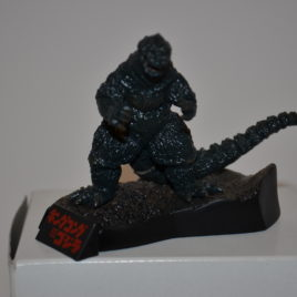 Yuji Sakai Directory Set Godzilla vs King Kong 1962 Diorama