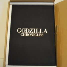 Godzilla Chronicles Slipcase Coffee Table Book 1998
