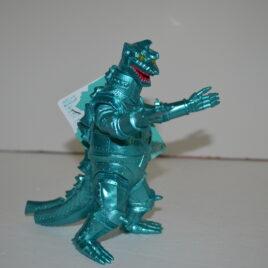 Tokyo Godzilla Store Exclusive Bandai Mecha Godzilla 1975 Green Metallic Figure