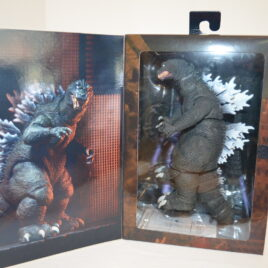 NECA Godzilla 2001 Giant Monster All out Attack Figure