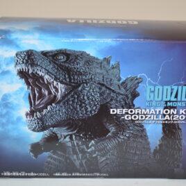 Banpresto Bandai Godzilla Deformation 2019 Figure Super Deformed
