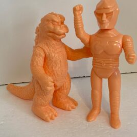 M1go Godzilla vs Jet Jaguar millennium Lucky Bag Figures