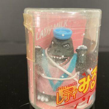 Takara Lady Milk Sailor Hat Godzilla Figure