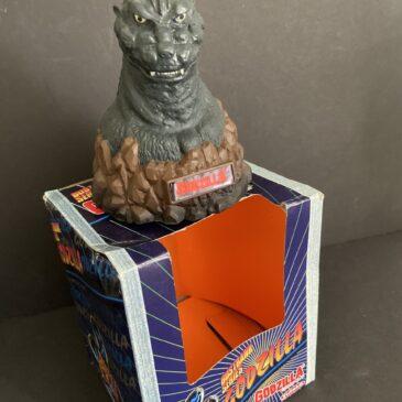 Godzilla 1954 Bust Bank Yutaka 1998